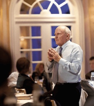 Jack Welch on the importance of Presentation Skills