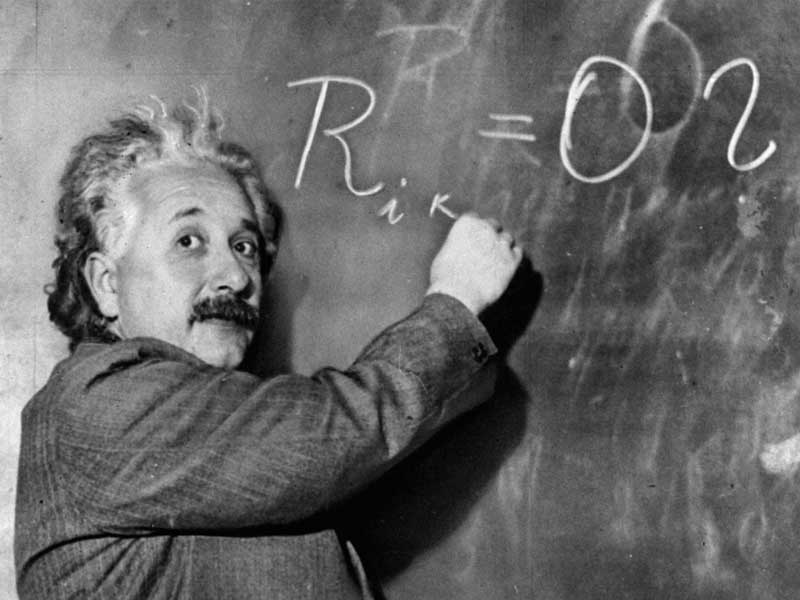 Using Quotes in Your Presentation: Albert Einstein on Race Relations and Change Management